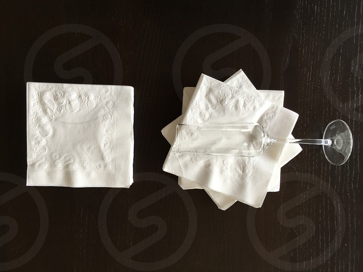 Napkins  photo