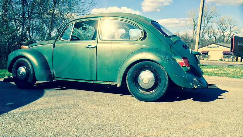 VW Beetle Super Beetle Bug Buggy Volkswagen Aircooled Air Cooled  photo