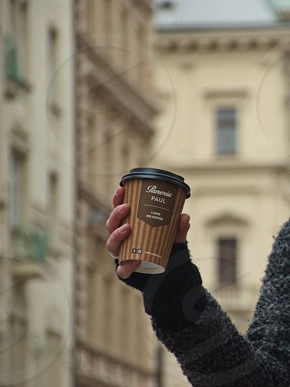Coffee to go in Prague photo