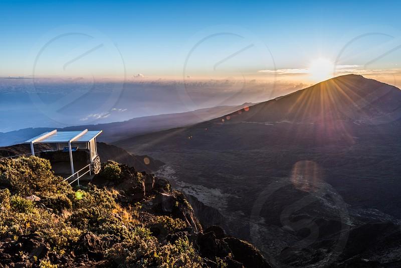 Haleakala National Park Maui photo