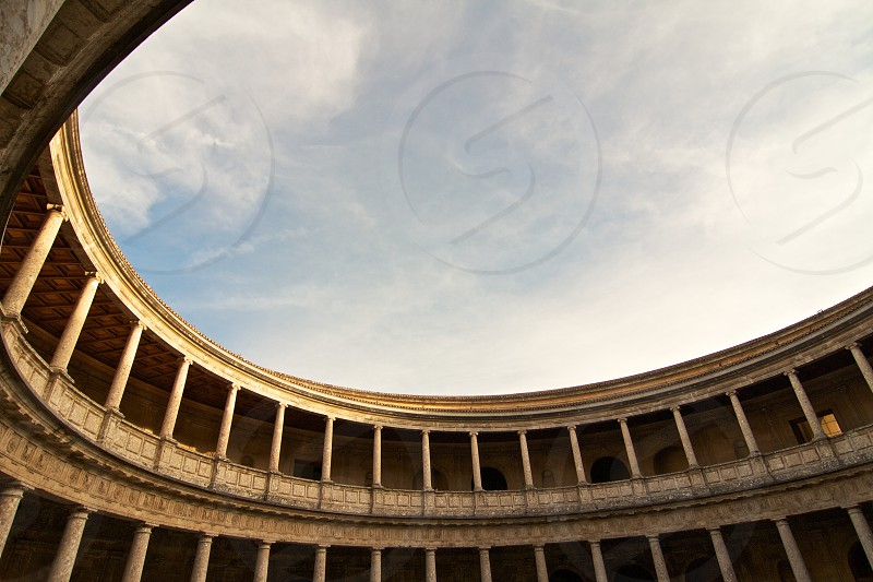 palacio romano photo