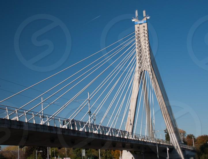Taney Light Rail Bridge photo