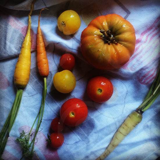 Garden goodies. photo