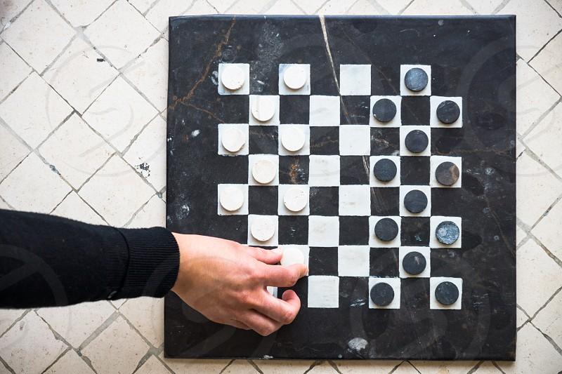 checkers photo