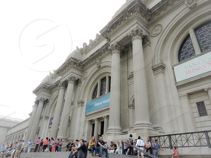 MUSEUEM IN N.Y.C. photo