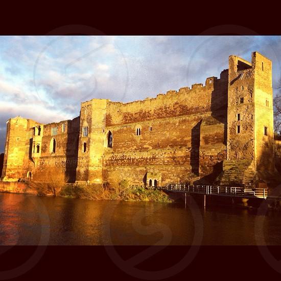 Newark castle photo