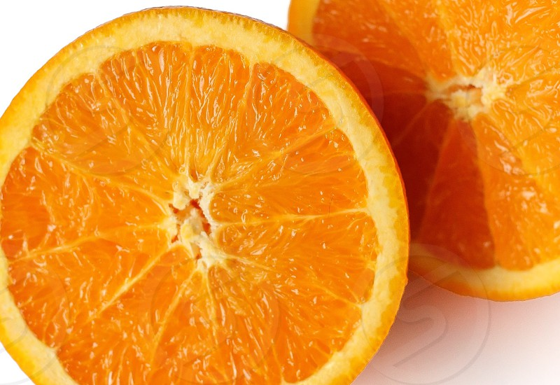 Oranges orange citrus fruit photo