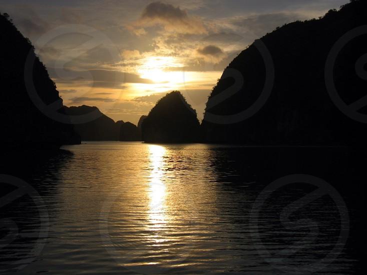 Ha Long Bay Vietnam photo