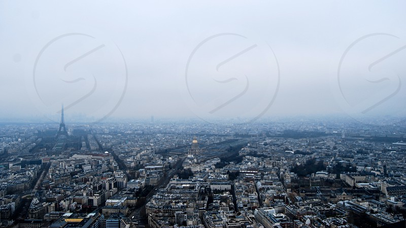 View on Paris photo