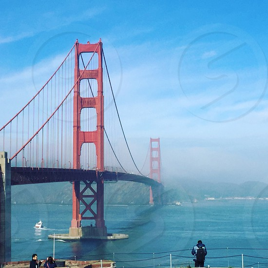 Golden Gate Bridge San Francisco adventure tourism driving hertz photo