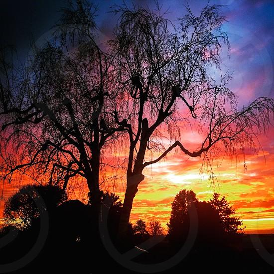 Sunset Lancaster PA photo
