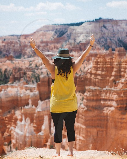 National park park Utah Bryce Canyon travel photo