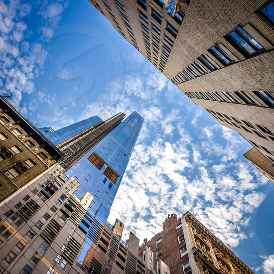 Sky New York NY photo