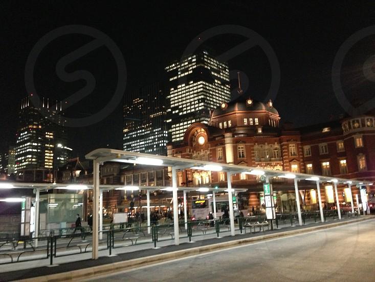 Tokyo station photo