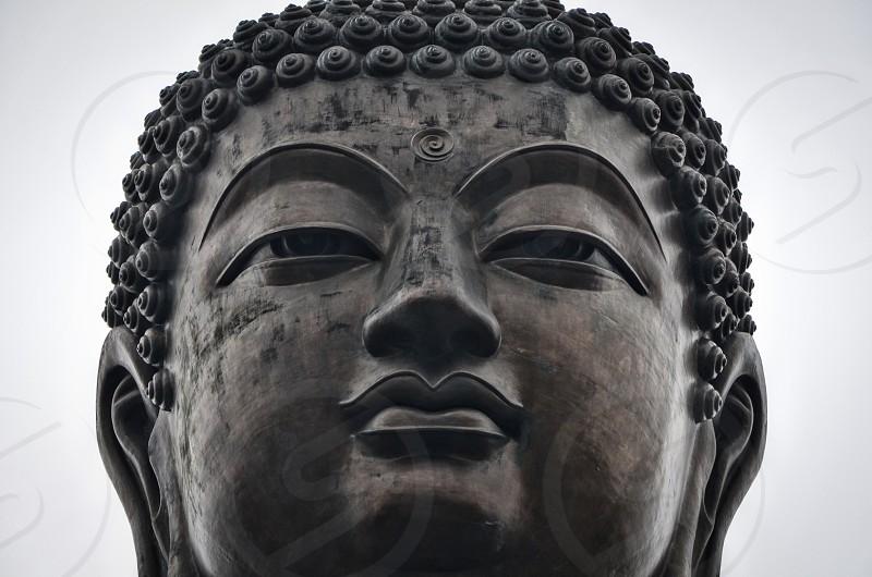 Tian Tan Buddha - Hong Kong photo