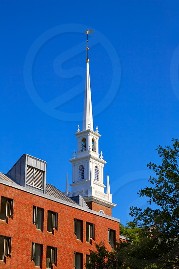 Harvard University in Cambridge Massachusetts USA photo