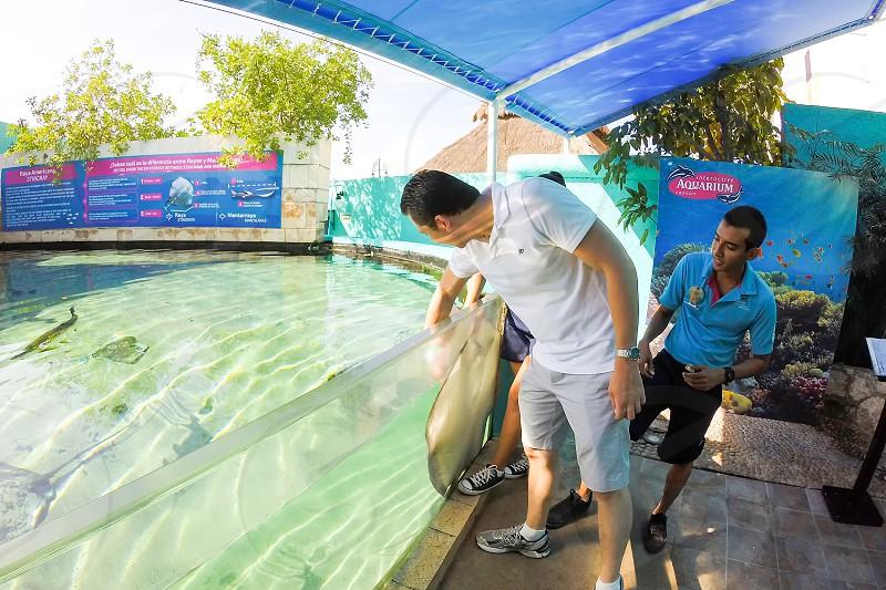 Interactive Aquarium Cancún photo