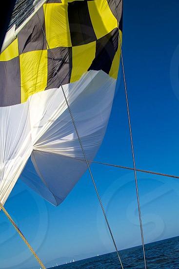 Let's go sailing.  photo