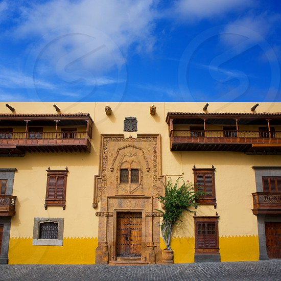 Columbus House case casa de Colon Vegueta in Las Palmas de Gran Canaria Spain  photo