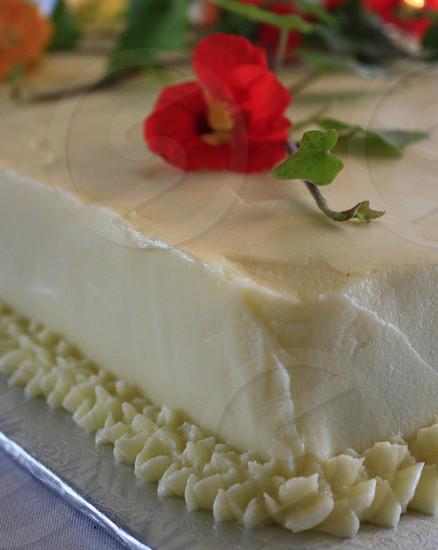 Nasturtium Cake photo