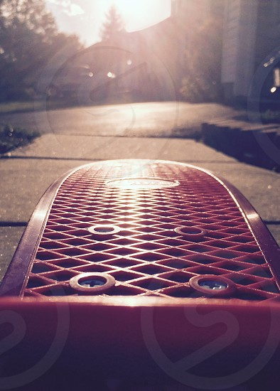 Penny board  photo