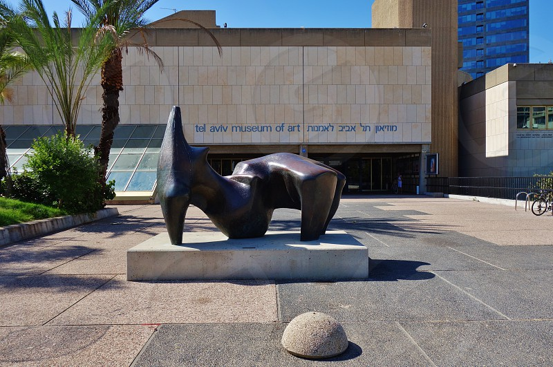 The Tel Aviv Museum of Art Israel photo