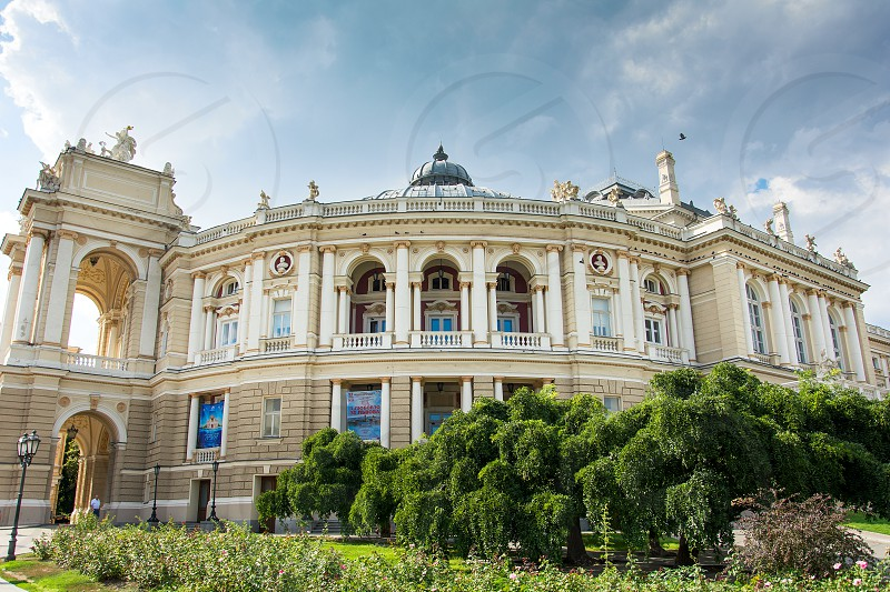 Odessa Opera and Ballet Theater photo