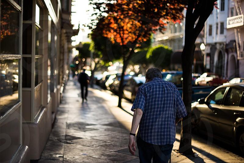 Streets of San Francisco photo