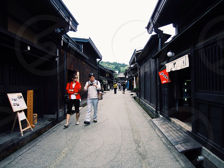Takayama Japan photo