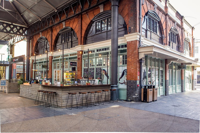 Spitalfields Market London photo