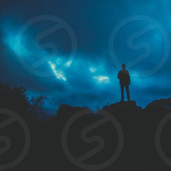 Thunder god photo