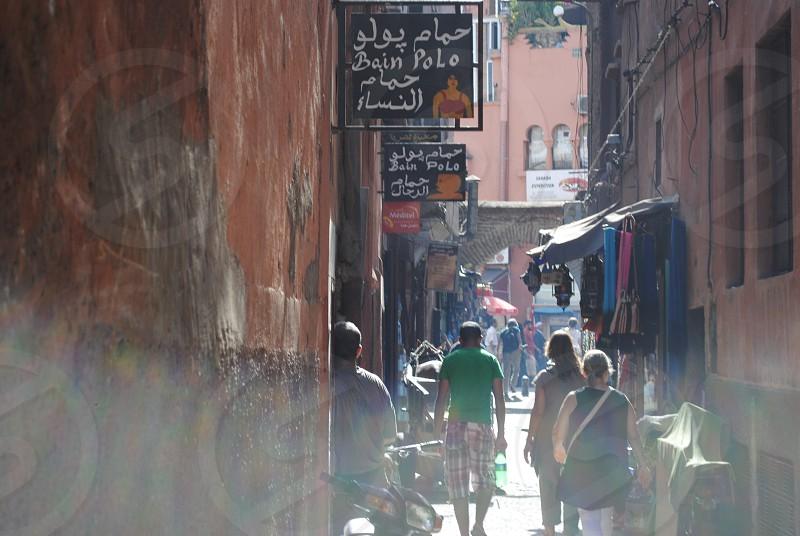 Narrow St. photo