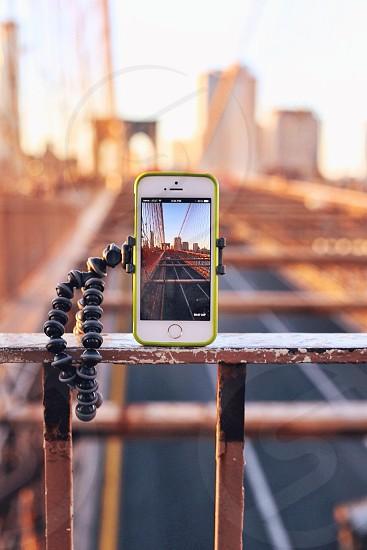 Brooklyn Bridge; iPhone 5s  photo