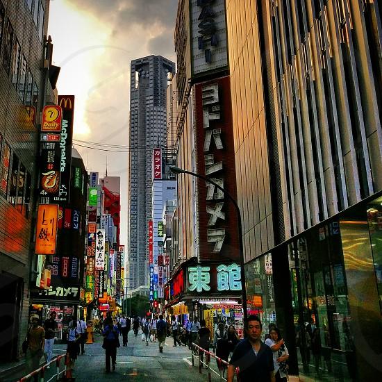 Shinjuku Japan photo