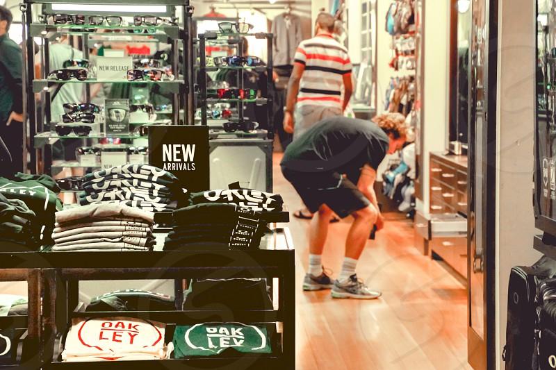 retail shopping  photo