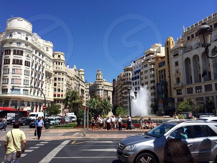 Valencia spain  photo