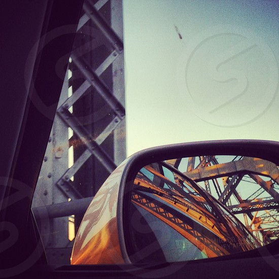 Bay Bridge Rush #sf #drive #steel  photo