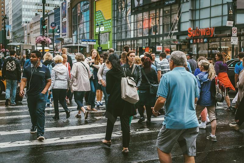 Manhattan NYC photo