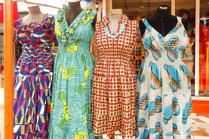 Textile - African Dresses photo