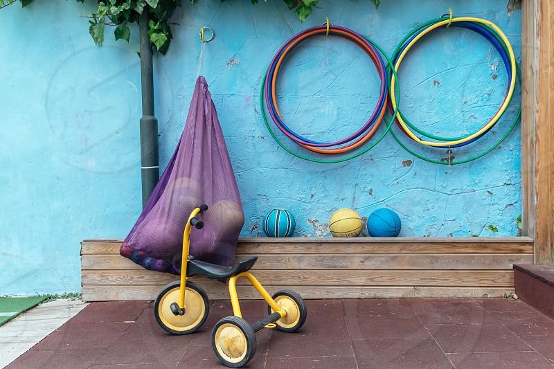 Kids activity equipment photo
