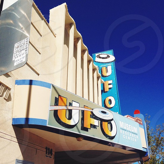 UFO museum in Roswell NM photo