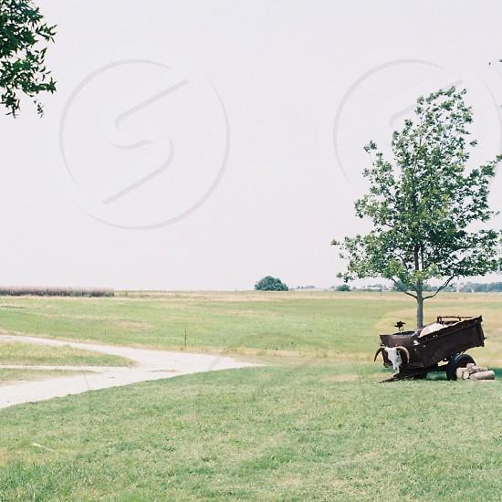 Texas farm  photo