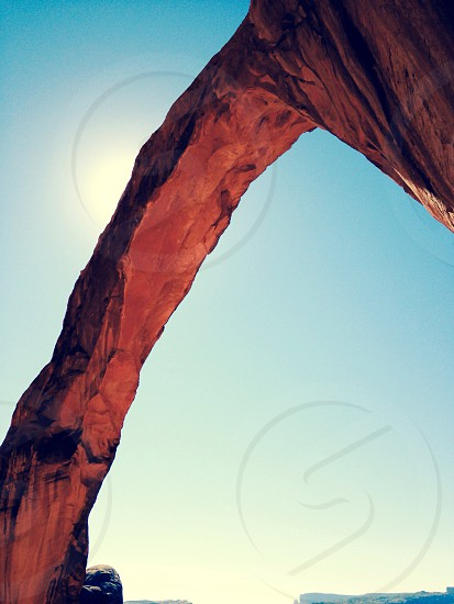 Corona Arch - Moab Utah photo