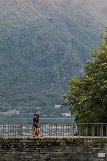 Lake Como.Italy photo