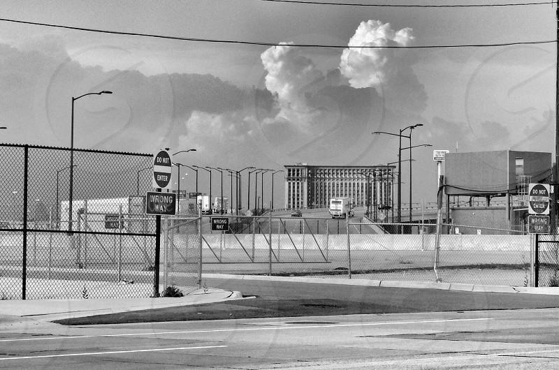 michigan central station... photo
