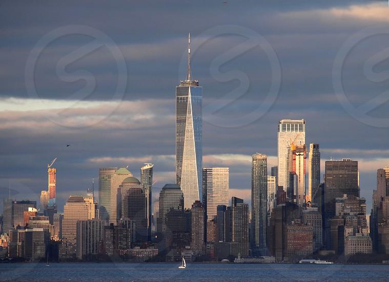 Manhattan Skyline                                                                                                                     photo