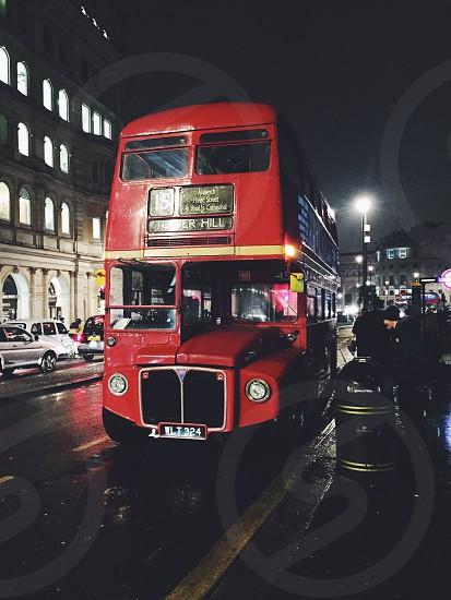 Old school London  photo