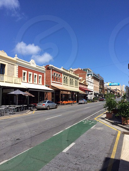 Adelaide streets photo