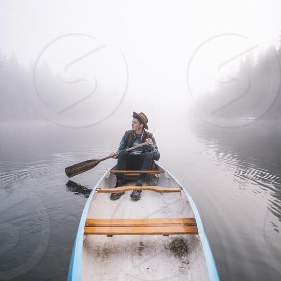 Canoe adventure wanderlust photo