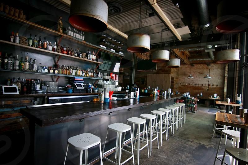 Dos Santos. Denver Restaurant. Taqueria. Interior. photo